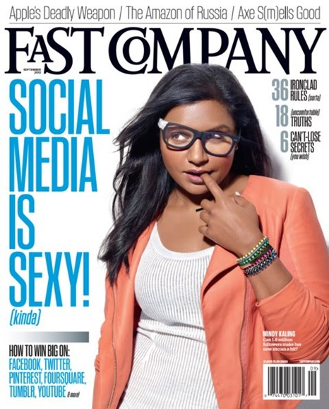 Fast Company Cover - 9/1/2012