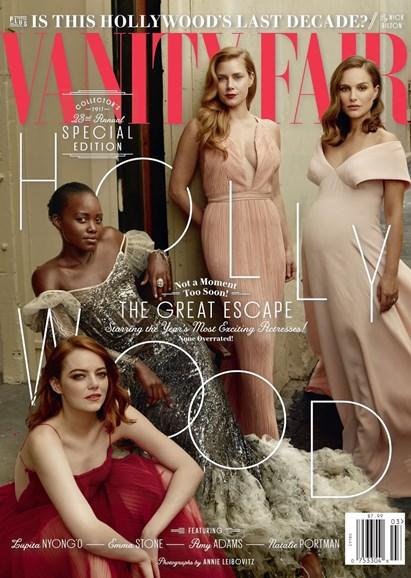 Vanity Fair Cover - 2/15/2017