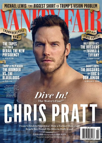 Vanity Fair Cover - 2/1/2017
