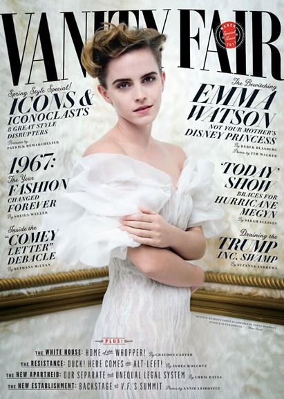 Vanity Fair Cover - 3/1/2017