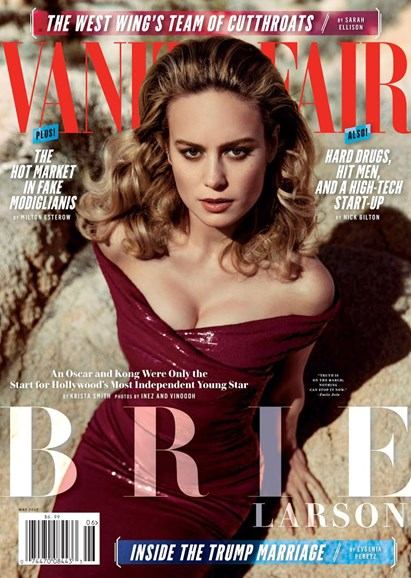 Vanity Fair Cover - 5/1/2017