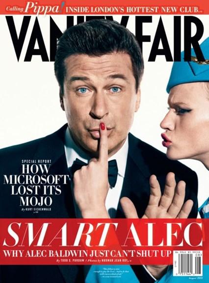 Vanity Fair Cover - 8/1/2012