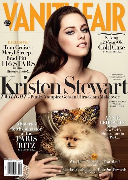 Vanity Fair Cover - 7/1/2012