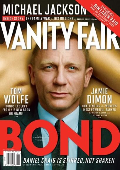Vanity Fair Cover - 11/1/2012
