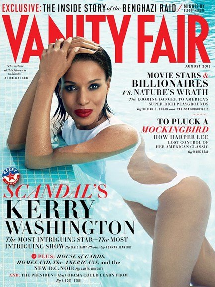 Vanity Fair Cover - 8/1/2013