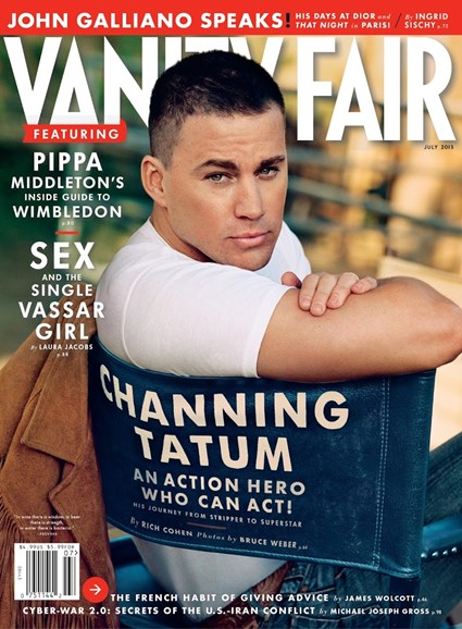 Vanity Fair Cover - 7/1/2013