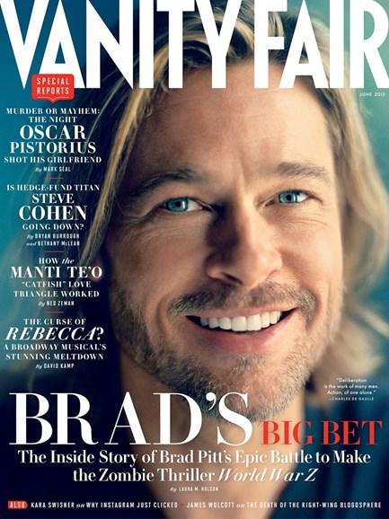 Vanity Fair Cover - 6/1/2013
