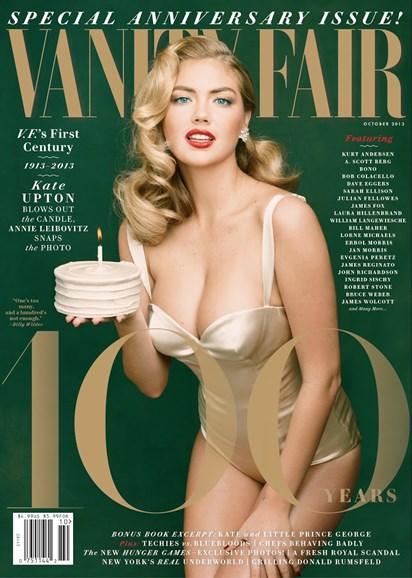 Vanity Fair Cover - 10/1/2013