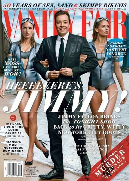 Vanity Fair Cover - 2/1/2014