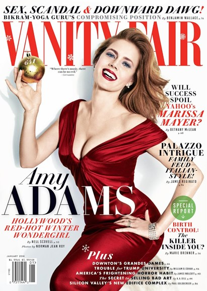 Vanity Fair Cover - 1/1/2014