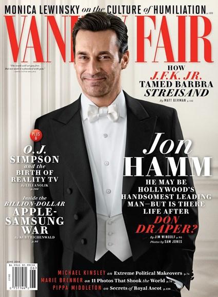 Vanity Fair Cover - 6/1/2014