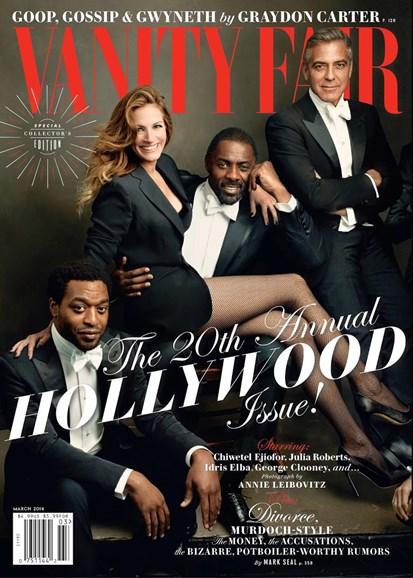 Vanity Fair Cover - 3/1/2014