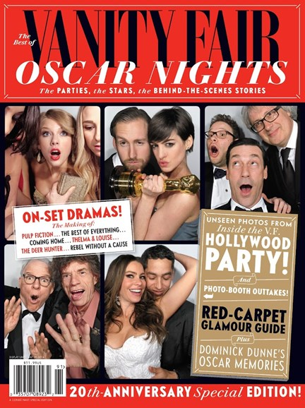 Vanity Fair Cover - 3/15/2014