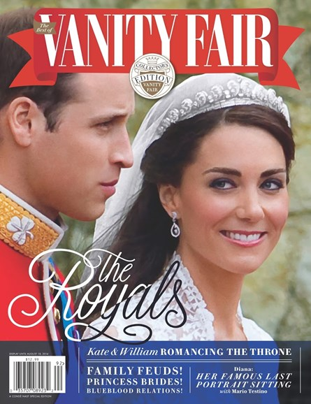 Vanity Fair Cover - 5/15/2014