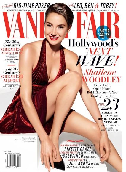 Vanity Fair Cover - 7/1/2014