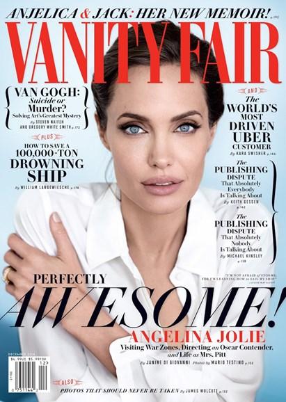 Vanity Fair Cover - 12/1/2014