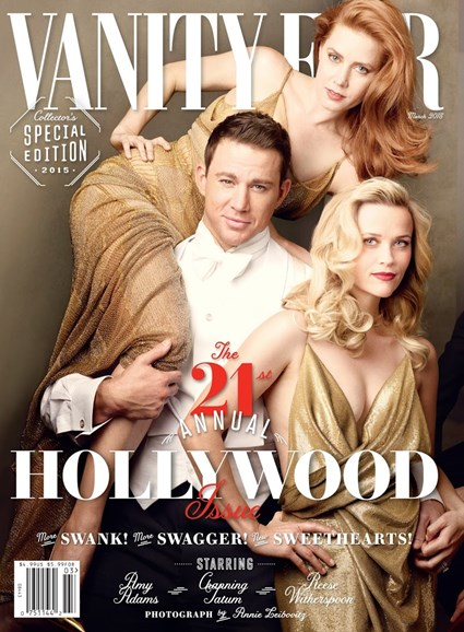 Vanity Fair Cover - 3/1/2015