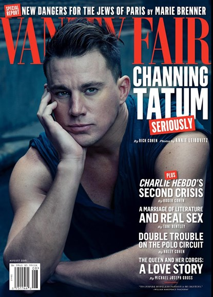 Vanity Fair Cover - 8/1/2015