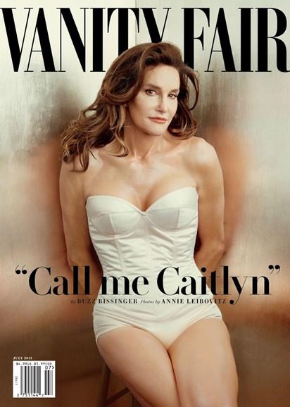 Vanity Fair Cover - 7/1/2015