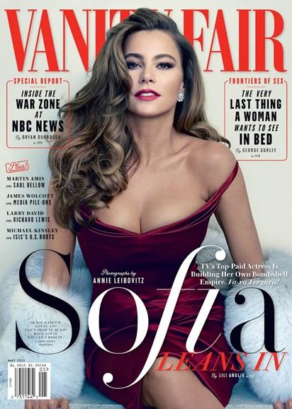 Vanity Fair Cover - 5/1/2015
