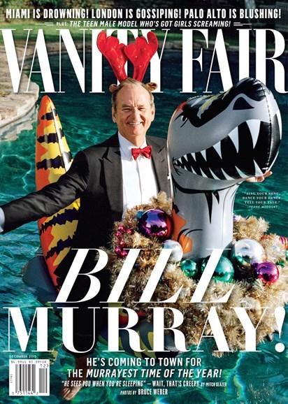 Vanity Fair Cover - 12/1/2015