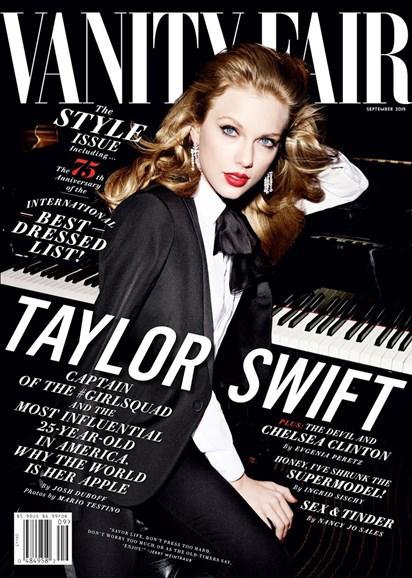 Vanity Fair Cover - 9/1/2015