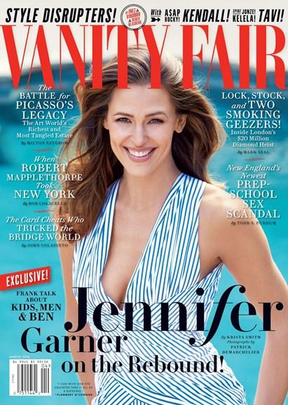 Vanity Fair Cover - 3/1/2016