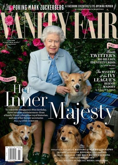 Vanity Fair Cover - 6/1/2016