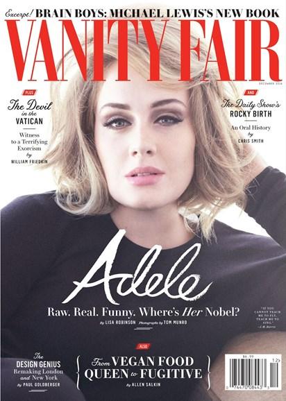 Vanity Fair Cover - 12/1/2016