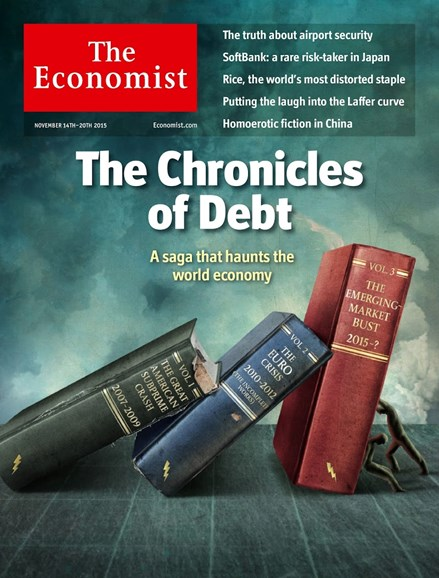 The Economist Cover - 11/14/2015