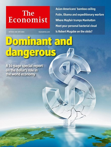 The Economist Cover - 10/3/2015