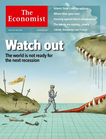 The Economist Cover - 6/13/2015
