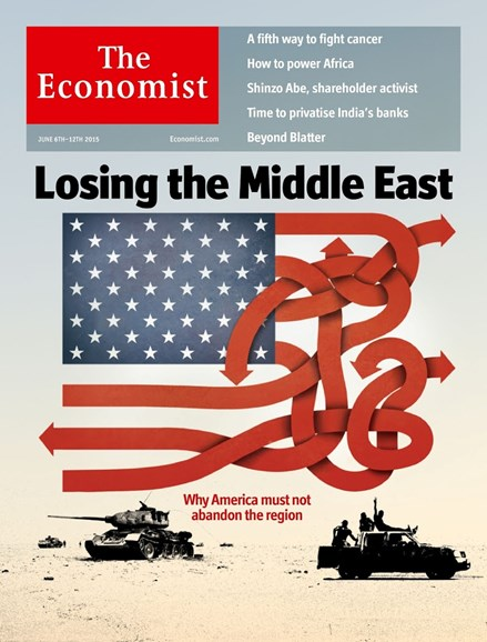 The Economist Cover - 6/6/2015