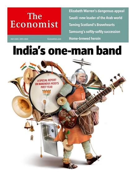 The Economist Cover - 5/23/2015