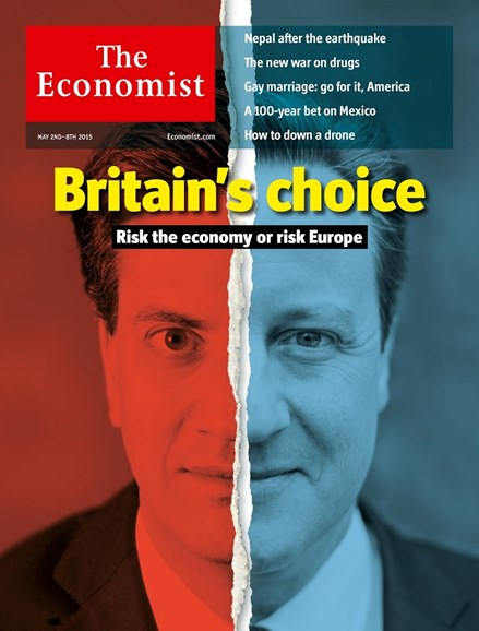 The Economist Cover - 5/2/2015