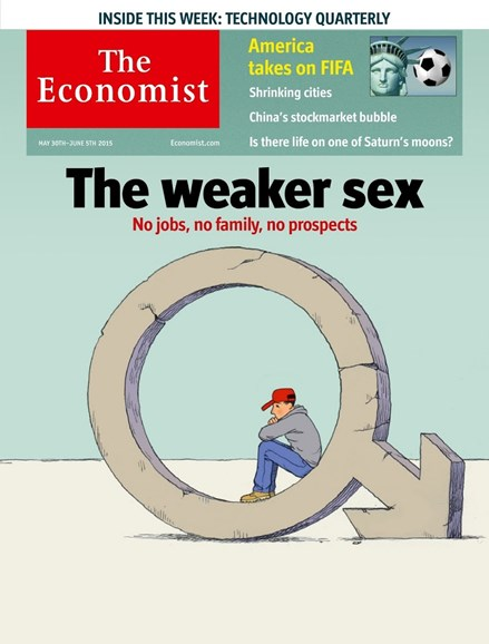 The Economist Cover - 5/30/2015