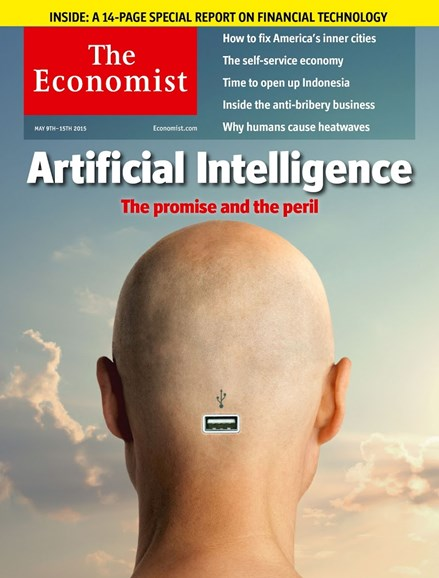 The Economist Cover - 5/9/2015