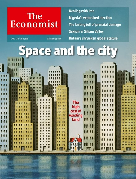 The Economist Cover - 4/4/2015