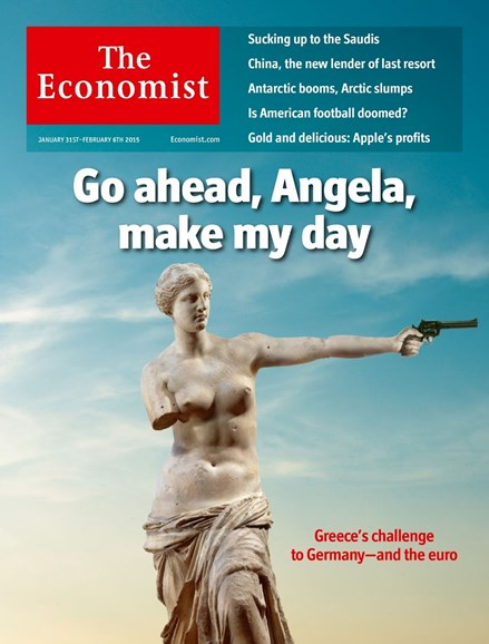 The Economist Cover - 1/31/2015