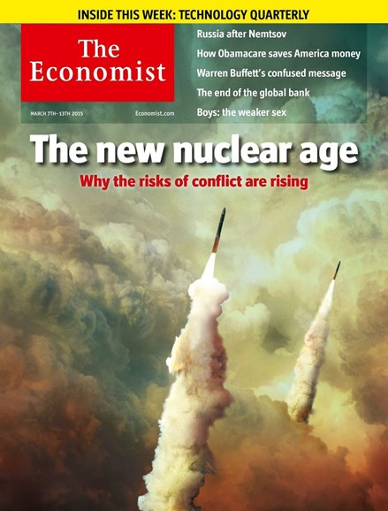 The Economist Cover - 3/7/2015