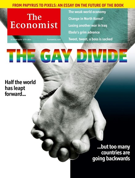 The Economist Cover - 10/11/2014