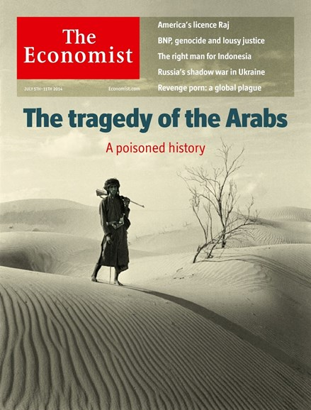The Economist Cover - 7/5/2014