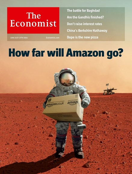 The Economist Cover - 6/21/2014