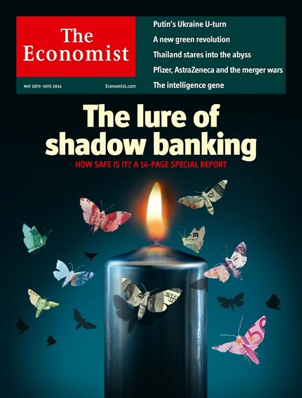 The Economist Cover - 5/10/2014