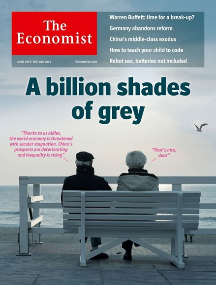 The Economist Cover - 4/26/2014