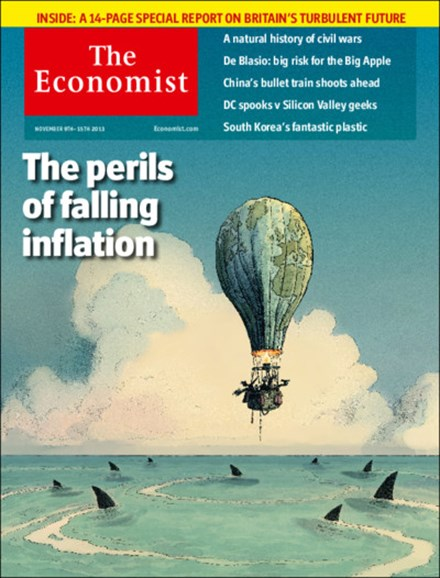 The Economist Cover - 11/9/2013