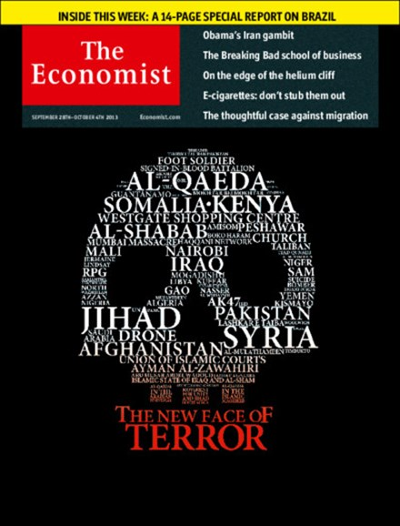 The Economist Cover - 9/28/2013