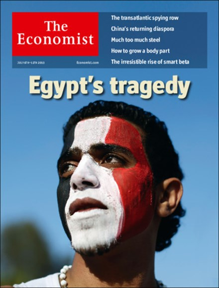 The Economist Cover - 7/6/2013