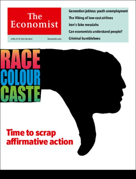 The Economist Cover - 4/27/2013