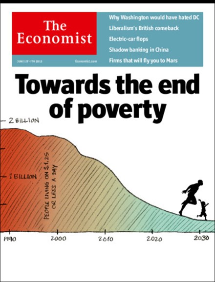 The Economist Cover - 6/1/2013